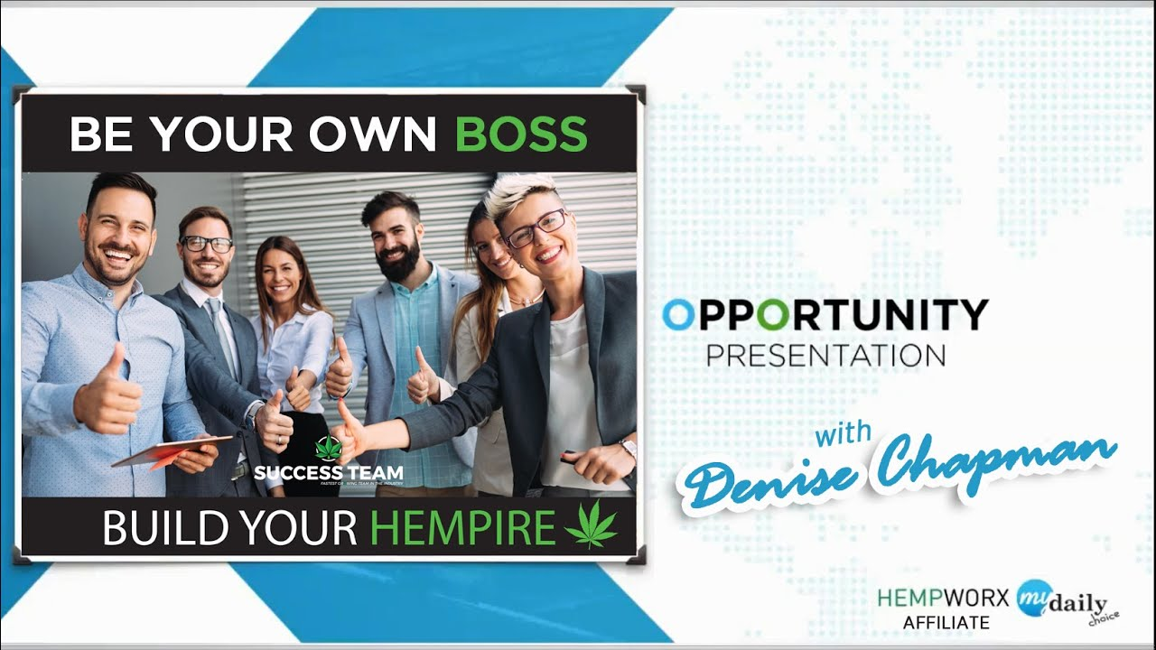 HempWorx | CBD Online, US Hemp Authority Approved | LinkedIn