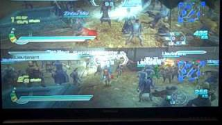 Dynasty Warriors 6 Empires (USA) Actual Gameplay - Playstation 3