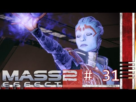 Let's Play Mass Effect 2 Part 31 - Loyalty Mission - Samara