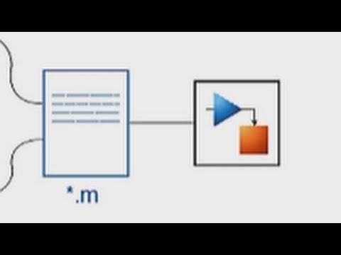 Creating a Simulink Block Using MATLAB Code