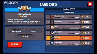 furry doom - Band Recruitment | Brawl Stars