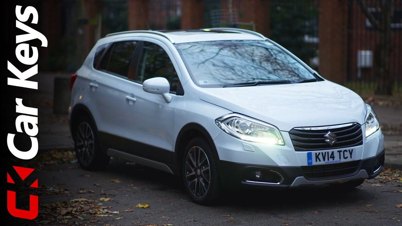 Suzuki SX4 S-Cross 2014 review - Car Keys