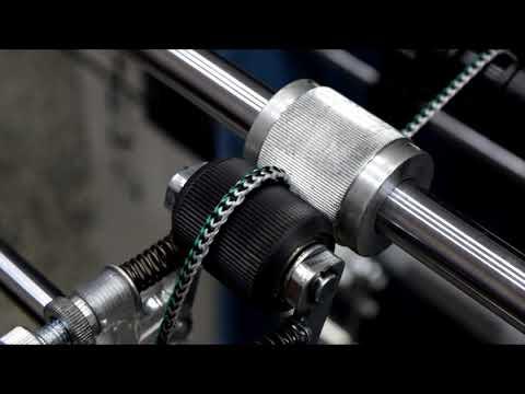 (GRK-4)  Gorteks 4 System Cord Making Machine