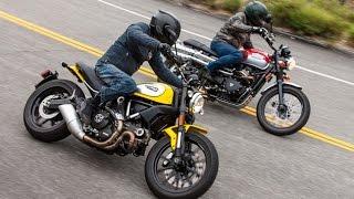Scrambler Slam: Ducati vs. Triumph
