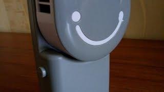 Распаковка портативного охладителя воздуха с Алиэкспресс. Обзор ручного кондиционера из Китая.