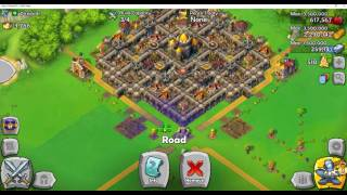 Age of Empires Castle Siege Tutorial Episode 9   Advanced Castle Design