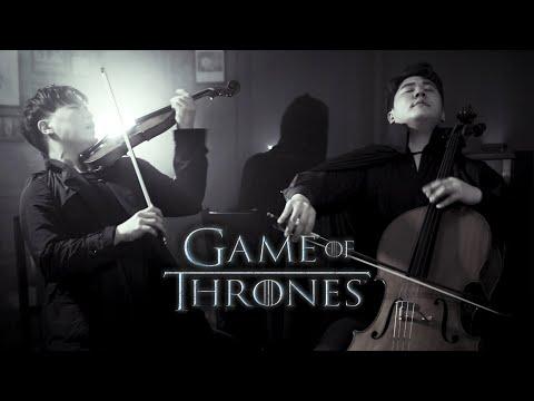 미친 속주로 듣는 숨막히는 왕좌의 게임⚜ 'Game Of Thrones' x 'Der Erlkonig' (Violin,Cello&Piano)/마왕좌의 게임