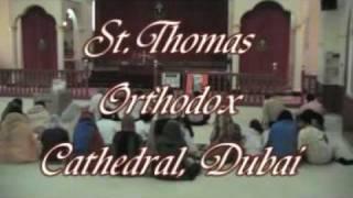 St. Thomas Cathedral Dubai, Bible Reading Month, Fr.Biju P.Thomas Achen
