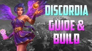 SMITE Discordia Guide & Build, How to play Discordia God Guide
