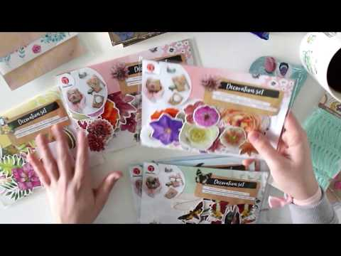 Action HAUL - Die-cuts, envelopes, stationery and new craft books