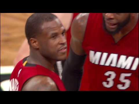 The Miami Heat's Best Plays From 2nd Half of the Season