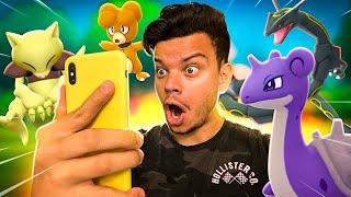 MINHA CHANCE DE PEGAR VARIOS SHINY ! - Pokémon Go ‹ PORTUGA GAMES ›