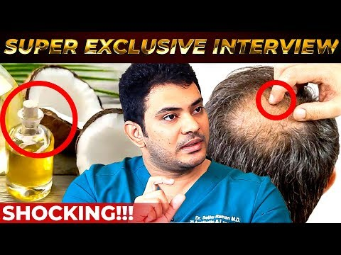 'Coconut Oil Use பண்ணா Dandruff வரும்!' - SHOCKING Statement by DR. Sethuraman | Zi Clinic