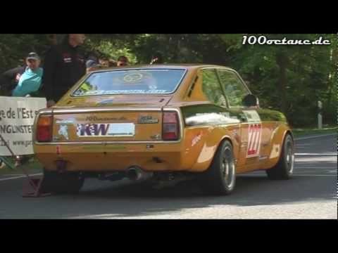 Fiat 128 Coup 233 Rolf Rauch European Hill Race Eschdorf