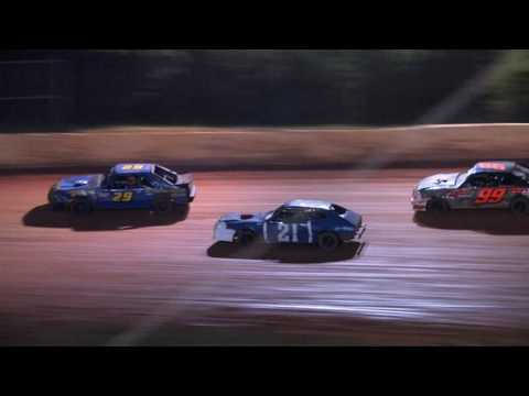 411 Motor Speedway | FALL BRAWL | Mini Stocks | 10 4 13
