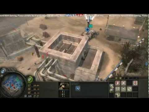 Twitch.TV Livestream Archive 003 - Prison Architect and Company of Heroes