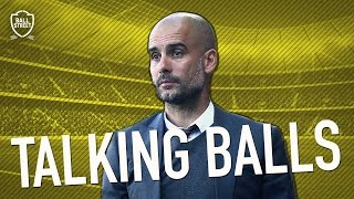 MAN CITY v SPURS - MAKE OR BREAK FOR PEP? | TALKING BALLS