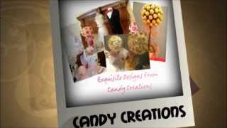 Sweet Candy Tables London - Candy Tree & Candy Buffets From Candy Creations