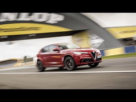 Supertest Alfa Romeo Stelvio QV (2020)