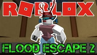 WATER, ACID, AND LAVA?!?!? | Roblox Flood Escape 2