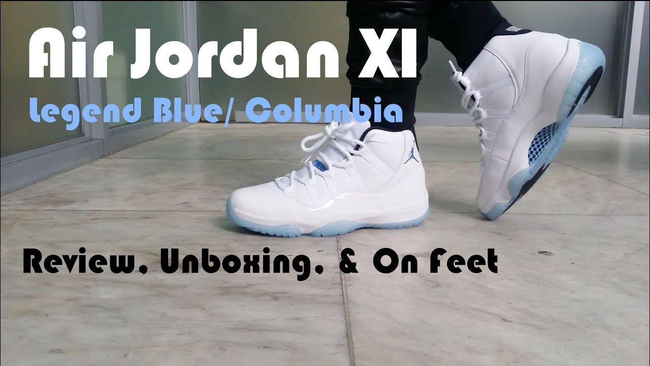 big sale 85479 31d62 Retro Jordan Retro 11 ''Legend Blue