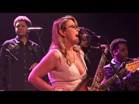 """Any How"" The Tedeschi Trucks Band -Warner Theatre, DC 2-24-2017"