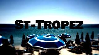 DRONE 4K│Saint-Tropez, France