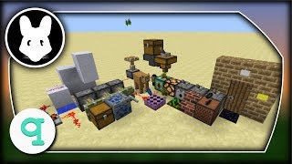 Quark: Automation (Part 1) for Minecraft 1.12! Bit-by-Bit by Mischief of Mice!