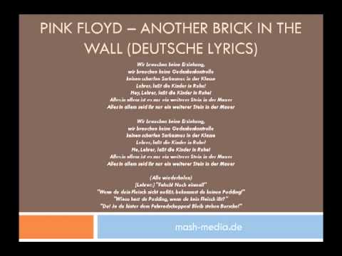 Another Brick in the Wall - Wikipedia
