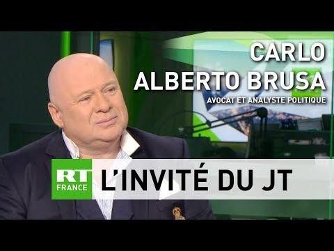 Carlo Alberto Brusa réagit à la défaite de La ligue de Salvini aux élections en Emilie-Romagne