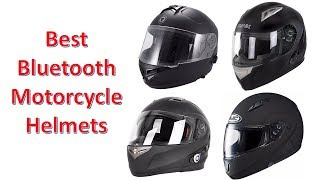 Top 9 Best Bluetooth Helmet 2018