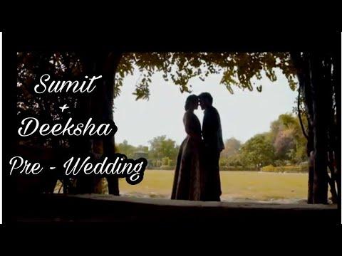 best-pre-wedding-2019||sumit-deeksha-sudeeks||love-song||mai-to-tere-nal-hi-rehna-ji,-rehna-tu-pal-2