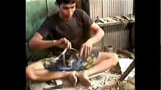 How The Gurkha Khukuri (Kukri) Knife Is Made - HD