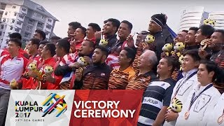 Men's Rugby 7s Victory Ceremony  | 29th SEA Games 2017