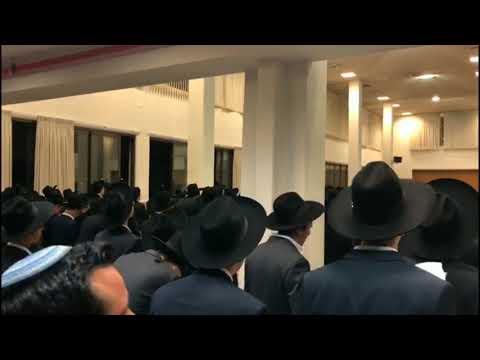 Chevron Yeshiva First Night Of Selichos