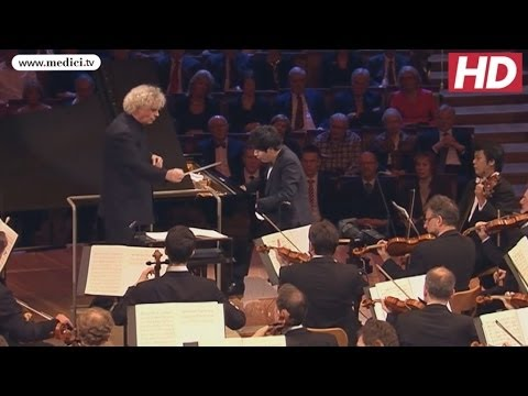 Lang Lang - Prokofiev Piano Concerto No. 3 (with The Berliner Philharmoniker)