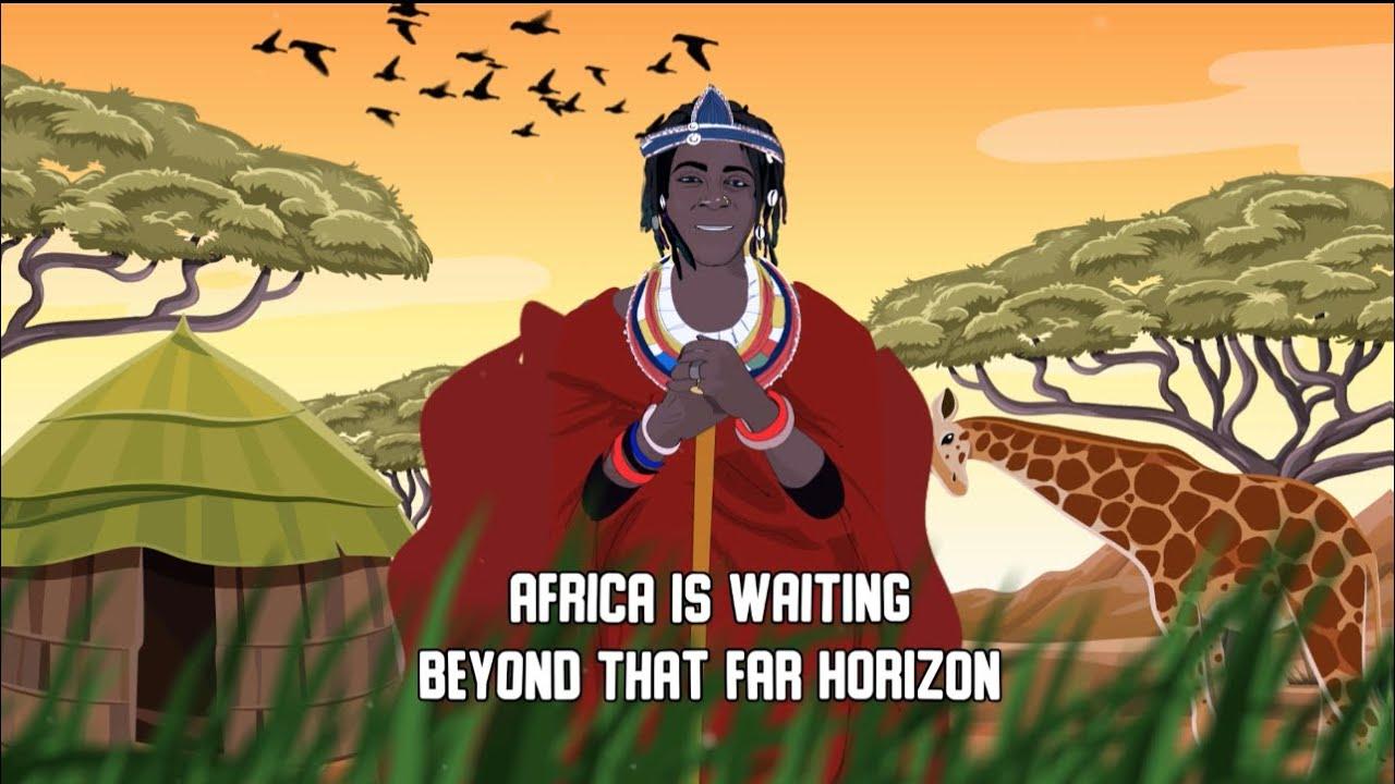 Download Vernyuy Tina - Ndani Ya (Official Lyric Visualizer) Prod. by Dijay Cliff