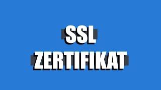 Ssl Zertifikat Wordpress