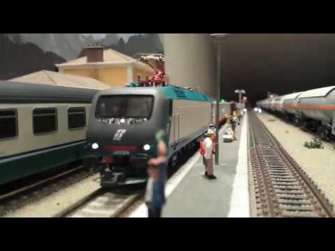 E 412 Ferrovie dello Stato Esu LokSound project