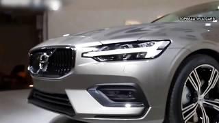2019 Volvo V60 Interior Exterior Design