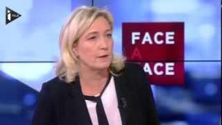 Dieudonné: Marine Le Pen contre l