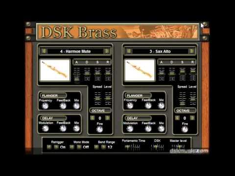 DSK Brass - Free VST