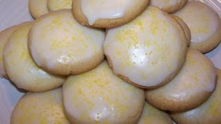 Lemon Drop Cookies - Gluten Free
