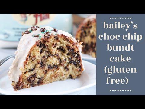 Bailey's Chocolate Chip Bundt Cake
