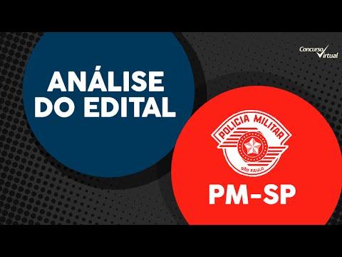 Concurso PM SP 2015 Análise do Edital para Soldado