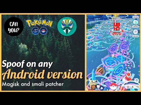 How to use smali patcher & spoof in Pokemon Go (June 2019) | Spoof in Pokemon go with smali patcher