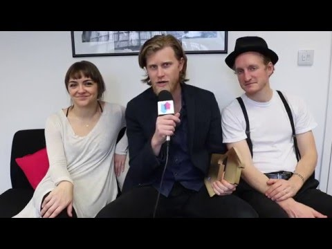 The Lumineers interview: 'We're more than a one-hit wonder' | Official Charts