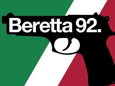 Beretta 92.