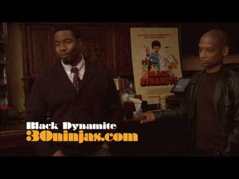 30ninjas.com Exclusive Interview: Black Dynamite's Michael Jai White and Scott Sanders (Part 2)