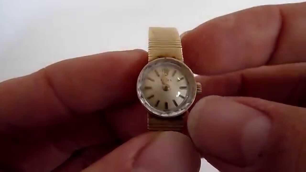 A la venta reloj rolex caja y pulso de oro de 14k para - Reloj de pared original ...